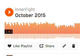October 2015 Playlist