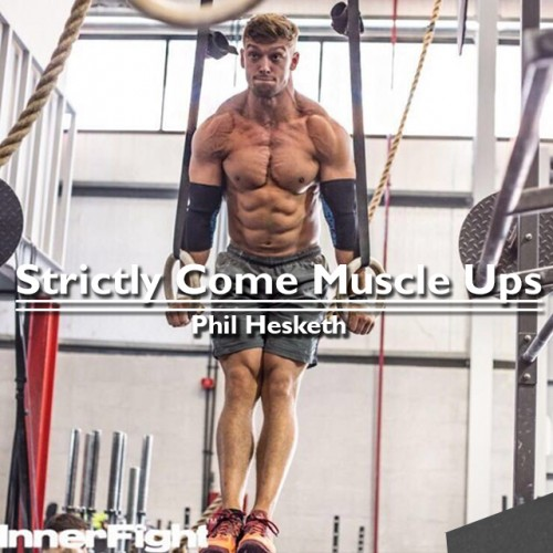 Strictly Come Muscle Ups