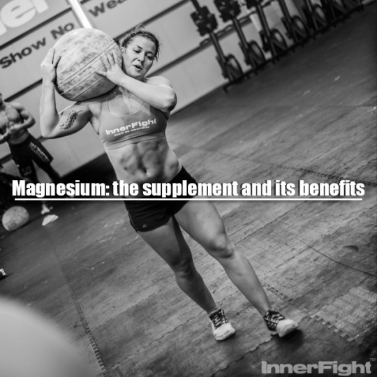 Magnesium: the supplement and its benefits