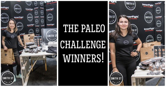 OUR PALEO CHALLENGE WINNERS!