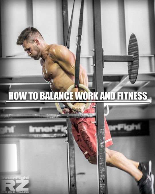 How to Balance Work and Fitness
