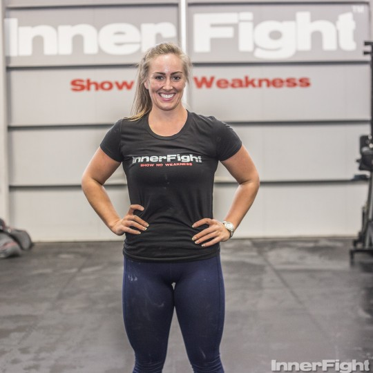 Elita: Finding Strength in CrossFit and Beating Depression