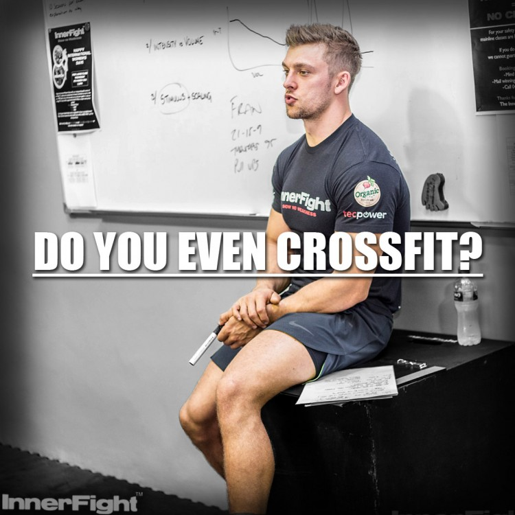Do you even CrossFit?