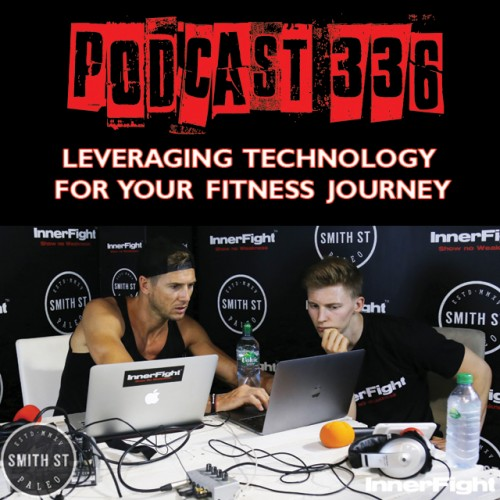 PODCAST #336 LISTEN NOW: Leveraging technology for your fitness journey