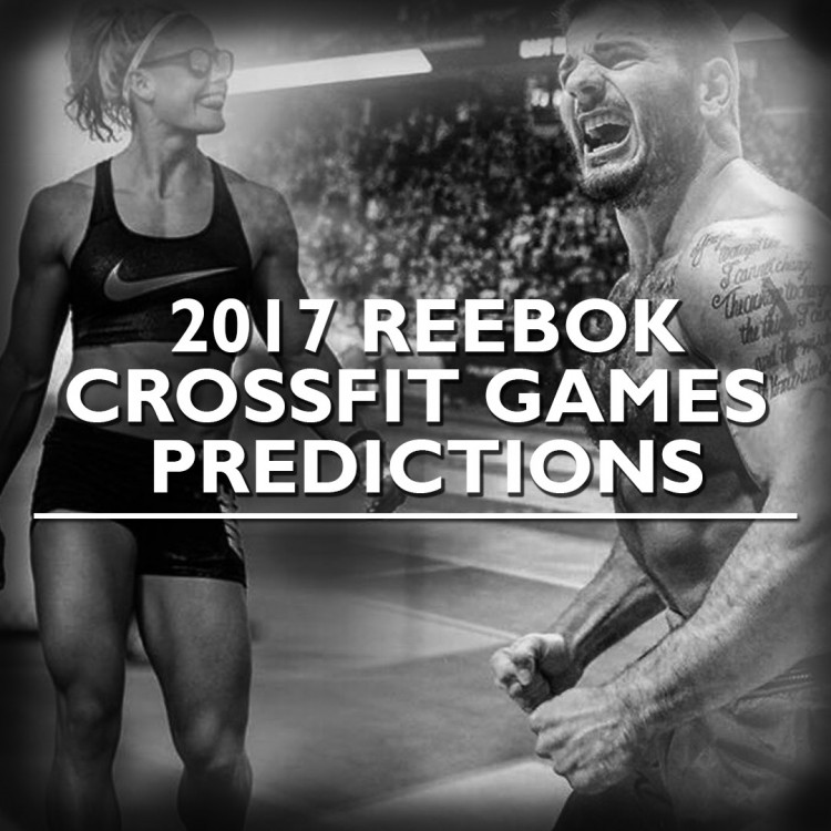 The 2017 Reebok CrossFit Games Predictions